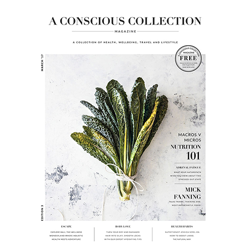A Conscious Collection - Mr. Smith is featured in Issue 3 of Australia's online magazine A Conscious Collection.