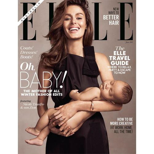 Elle - Mr. Smith featured in Elle Australia's annual hair special in June 2015 on p.128 as a part of 'Prep School'.