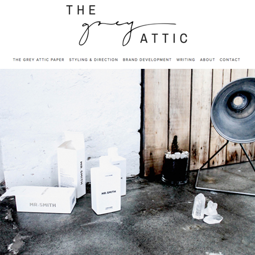 The Grey Attic - Mr. Smith featured on The Grey Attic<br />
