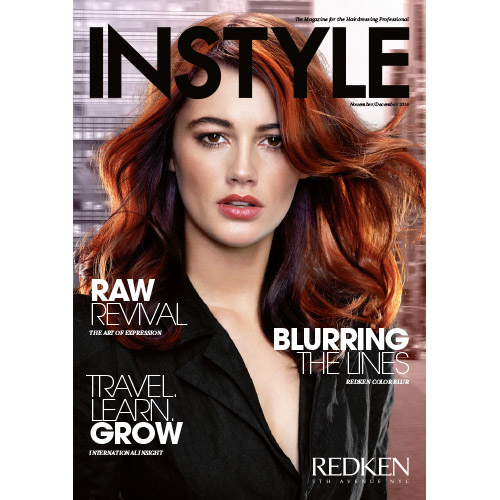 Instyle - Mr. Smith featured in the 'Inhair- The Latest Salon Arrivals' section on p.96 of the Instyle hairdressing magazine November / December 2014 Issue.