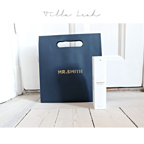 Tilla Leah - A blog post about Mr. Smith featured on Swedish fashion blog Tilla Leah.