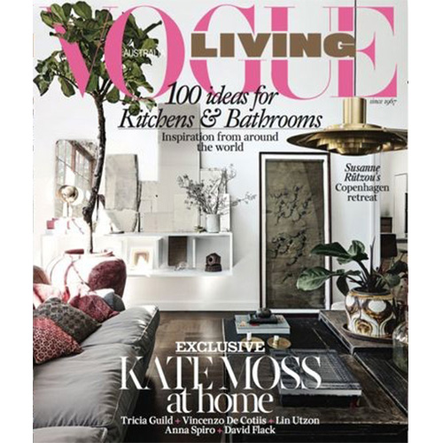 Vogue Living - Mr. Smith's Stimulating Shampoo & Blond is featured in Vogue Living September 2017 Issue, p.48.