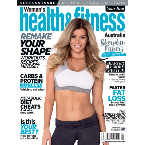 Woman's Health & Fitness - Mr. Smith's The Foundation is featured in the 'Finder's Market Place' section on p.128 of the August issue of Woman's Health & Fitness magazine.
