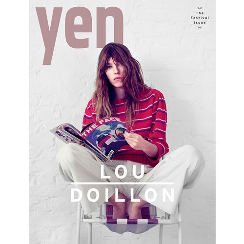 Yen - Mr. Smith is featured in the 'Yen Hearts' section of issue 80.