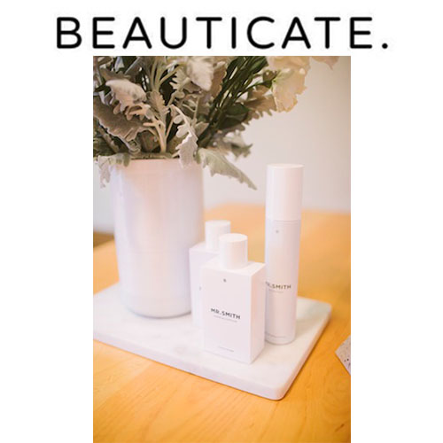 Beauticate  - Mr. Smith featured in Beauticate.