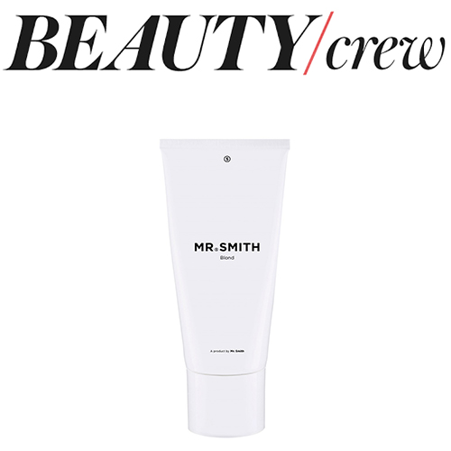 Beauty Crew - Mr. Smith's Blond featured in Beauty Crew as '10 New Beauty Products Hitting the Shelves this December' by Beauty Editor- Iantha Yu.