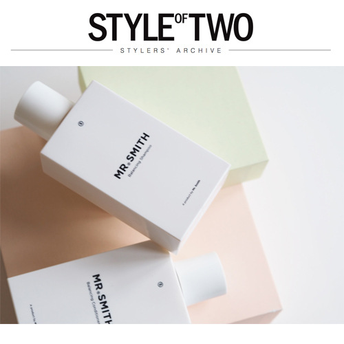 Style For Two - Mr. Smith is featured in award winning blog Style For Two's Christmas List.