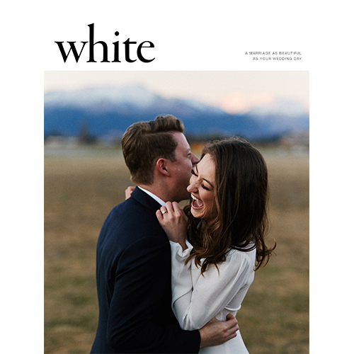 White Magazine - Mr. Smith features in 'Loves White' issue 35 of White Magazine.