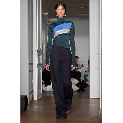 Paris Fashion Week | Peet Dullaert | Fall 2016/17