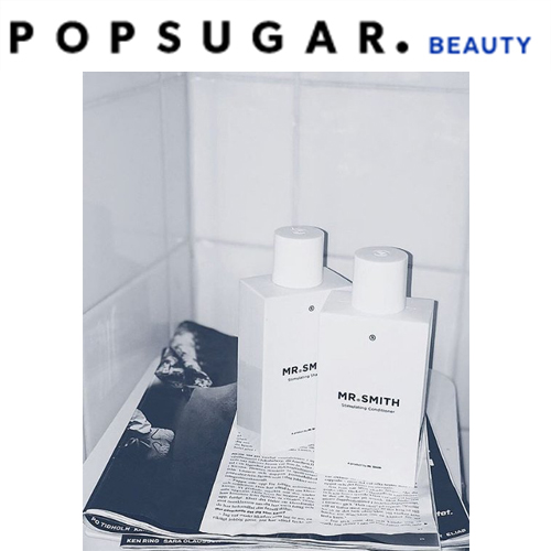 Pop Sugar - Mr. Smith's Balancing Shampoo, Stimulating Shampoo and The Foundation were featured in Pop Sugar's April 2018 article, 'The Australian Beauty Brands You Should Know About'.<br />