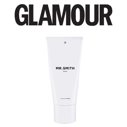 Glamour - Mr. Smith's Blond is recommended as a toning shampoo in Glamour's February article '10 Hair Commandments Every Bleached Blonde Should Follow.'<br />