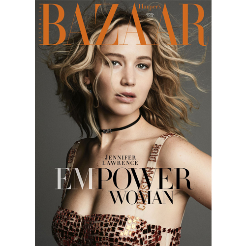 Harpers Bazaar Australia - Mr. Smith features in the April 2018 Issue of Harpers Bazaar. Featuring in their 'Local Heroes' article on p. 142.