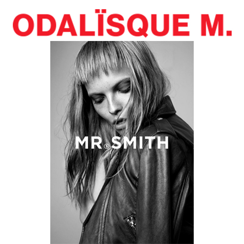 Odalïsque Magazine - David Justin and Freda Rossidis talk about the Style, Substance and Simplicity of Mr. Smith in an interview for Odalïsque Magazine. Written by Pari Damani. Read more at: https://www.odalisquemagazine.com/articles/2018/02/09/mr-smith-written-by-Pari-Damani