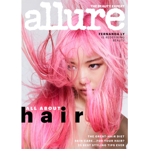 Allure - Mr. Smith's The Foundation is featured in Allure Magazine's June 2018 Hair Guide Issue.