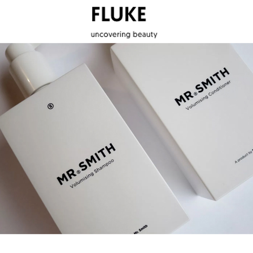 Fluke - Mr. Smith Volumising Shampoo and Conditioner are featured in the February 26th 2018 article.