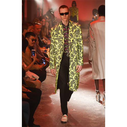 Paris Men's Fashion Week | SSS World Corp | Spring Summer 2019