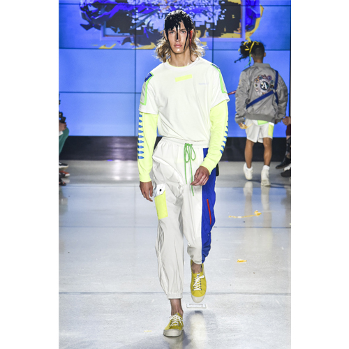 New York Men's Fashion Week | Landlord | Spring Summer 2019