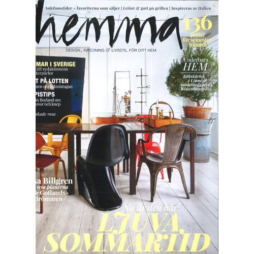 Rum Hemma - Mr. Smith's Sea Salt Spray and Masque are featured on p. 113 of the July 2018 Issue of Rum Hemma Magazine.