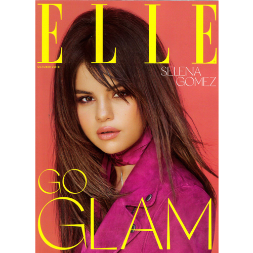 Elle UK - Mr. Smith's Hydrating Shampoo and Crème are featured on p. 231 of Elle UK's October 2018 Issue.